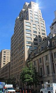1049 Fifth Avenue Residential skyscraper in Manhattan, New York