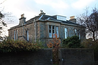John Muir (indologist) - 10 Merchiston Avenue, Edinburgh