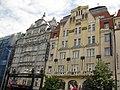 116 Hotels Ambassador i Zlatá Husa, a la plaça de Venceslau.jpg