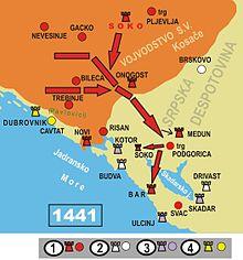 Mapa Crne Gore Susanj Superjoden