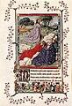 14th-century painters - Page from the Très Belles Heures de Notre Dame de Jean de Berry - WGA16011.jpg
