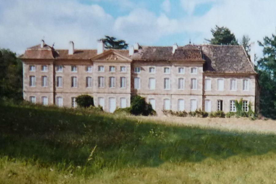 Audour Castle in Dompierre les Ormes, France