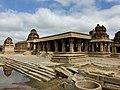 16th-century Bala Krishna temple, Kamalapura Hampi Hindu monuments Karnataka 2.jpg
