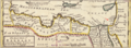 1736 Jaffa detail East Part of Barbary map by Herman Moll BPL 14639.png