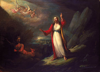 Christ Tempted by the Devil