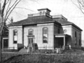 1899 Georgetown public library Massachusetts.png