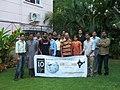 18Bangalore Wiki meetup35 10July2001.JPG