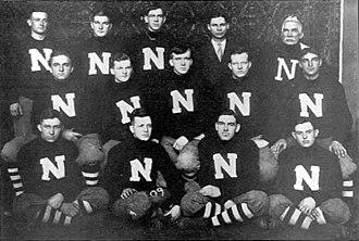 1909 Nebraska Cornhuskers football team - Image: 1909 Nebraska Cornhuskers football team