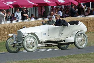 Sports car - 1910-1914 Prince Henry Austro-Daimler—5.7-litres