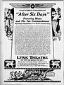 1924 - Lyric Theater Ad - 15 May MC - Allentown PA.jpg