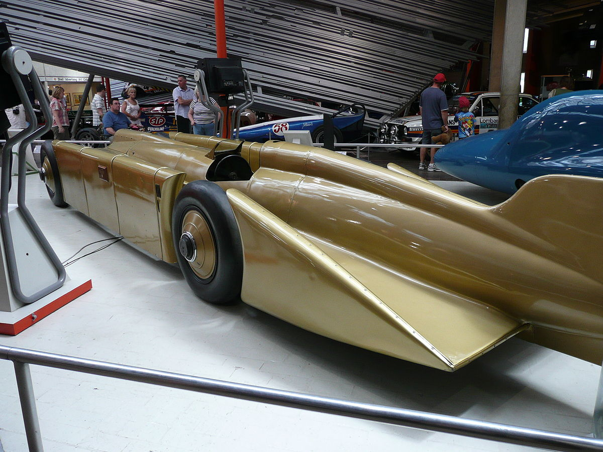 Golden Arrow (car) - Wikipedia