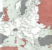 Atlas of the World Battle Fronts in Semimonthly Phases to August 15 ...