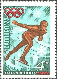 Speed skating at the 1972 Winter Olympics Speed skating at the Olympics