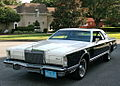 1979 Lincoln Mark V Bill Blass designer edition.jpg