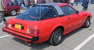 Coupé - Mazda RX-7