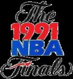 1991 Nba Finals Wikipedia