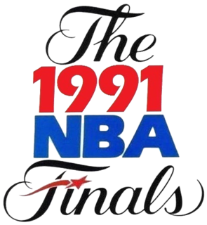 1991 basketball championship series