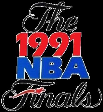 1991 NBA Finals - Image: 1991NBAFinals