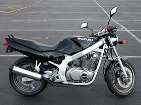 Image illustrative de l'article Suzuki GS500