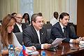 20-05-2014- Georgetown-Guyana, Intervencion del Canciller Ricardo Patiño en la sesion plenaria de la ( COFCOR ) IMG 7862 (14259105123).jpg