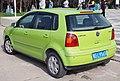 2003 SAIC-Volkswagen Polo IV (rear).jpg