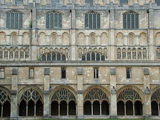 John de Ramsey English Gothic architect (fl. c.1304–1349)