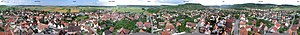 Entringen - Image: 2005 12 28 Panorama Entring