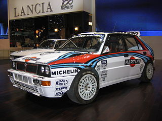 Lancia Delta Group A