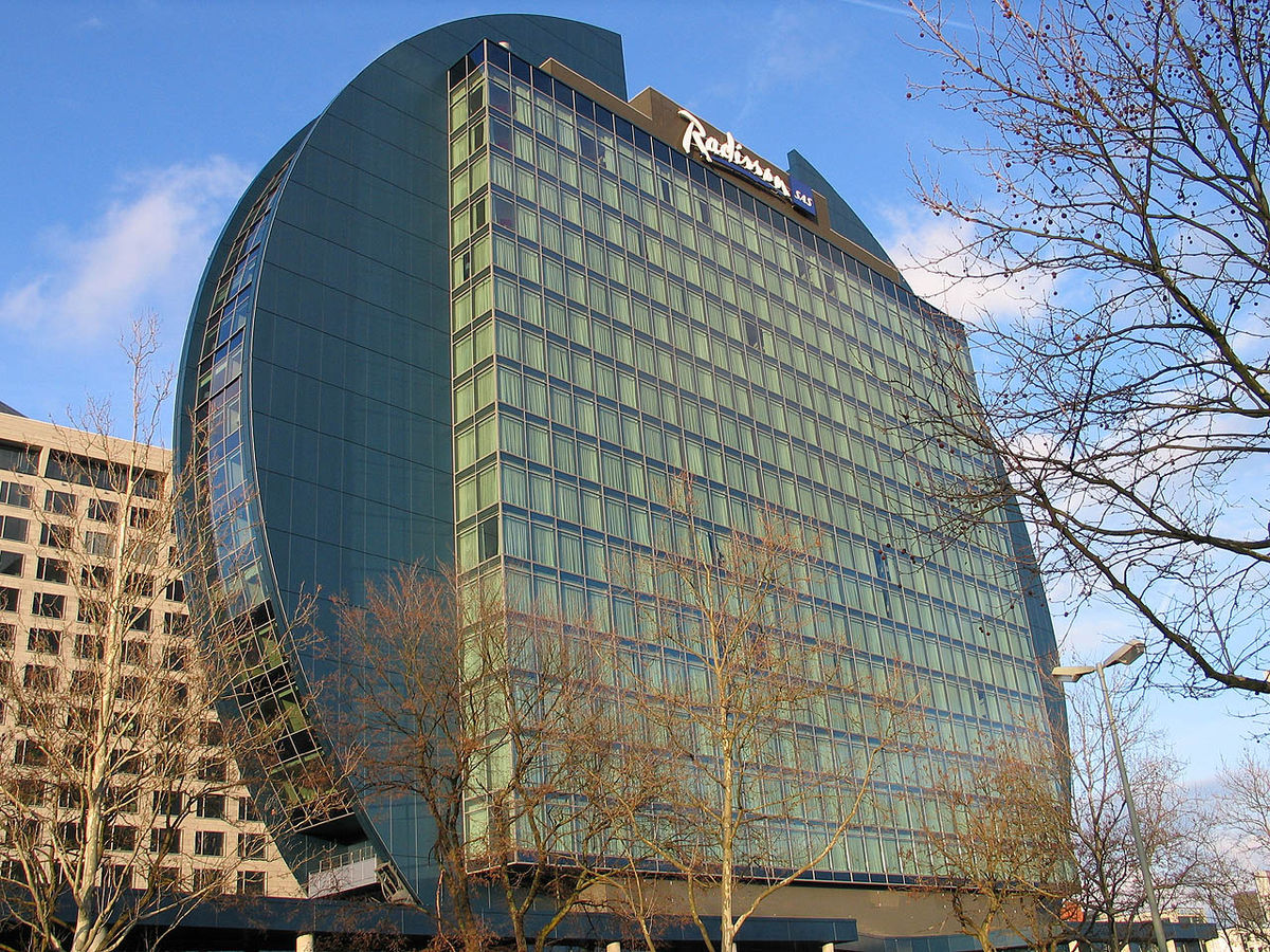 Frankfurt Hotel Radisson Blue