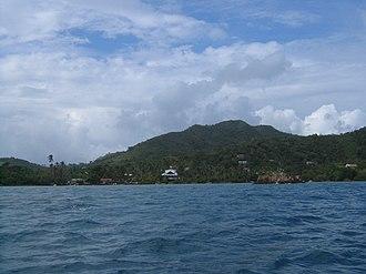 Providence Island colony - Bahía de Aguamansa, Providencia