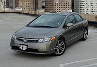 Honda Civic Si thumbnail