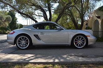 Porsche Boxster/Cayman - 2006 Porsche Cayman S
