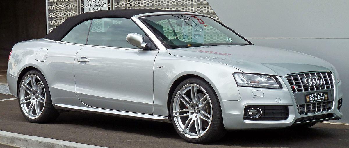 Audi s5 convertible wiki 7