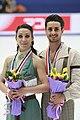 2009 Cup of China ice-dance Faiella-Scali04.jpg