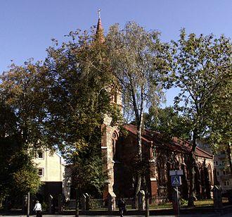 Kretinga - Evangelical Lutheran Church