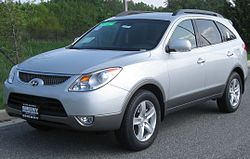 Hyundai Veracruz Limited (AS) 2010