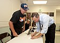 20110913-governor votes and has lunch with mayor rawlings blake-jb (6165637531).jpg