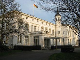 Palais Schaumburg - Palais Schaumburg
