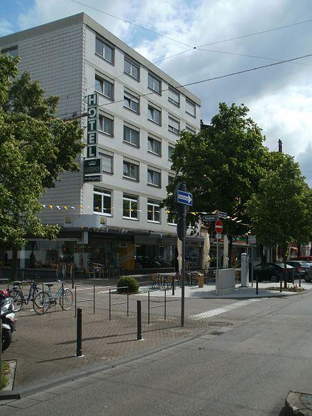 Hotel Kaiserhof Saarbrucken Parken