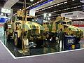 2012 Eurosatory BMC trucks.JPG