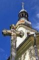 2012 Karwina, Frysztat, Kościół św. Marka 06.jpg