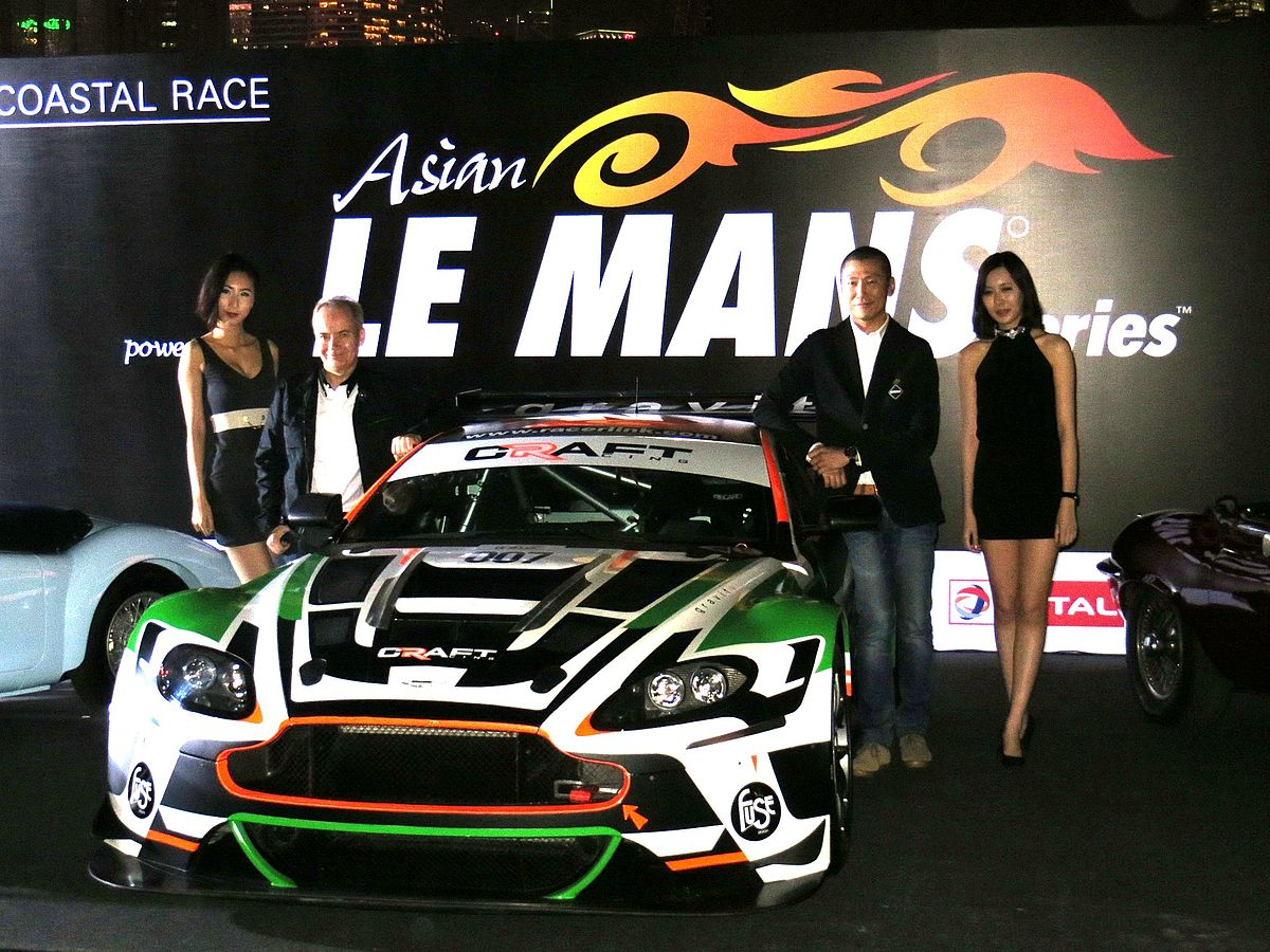 2013 asian le mans series