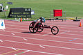 2013 IPC Athletics World Championships - 26072013 - Angela Ballard of Australia during the Women's 400M - T53 first semifinal 4.jpg
