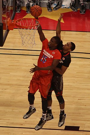 Isaiah Whitehead - Whitehead in the 2014 McDonald's All-American Game.