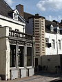 20140525 Maastricht; backside of house at Van Hasseltkade.JPG