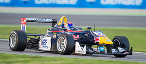 Max Verstappen - Verstappen competing in the FIA European Formula Three Championship in 2014