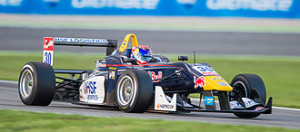 Max Verstappen - Verstappen competing in the FIA European Formula Three Championship in 2014.