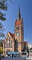 2014 Ostrawa, Ewangelicki kościół Chrystusowy 02.jpg