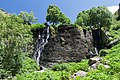 2014 Prowincja Sjunik, Wodospad Szaki (01).jpg