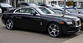 2014 Rolls-Royce Wraith, diamond black fR.jpg